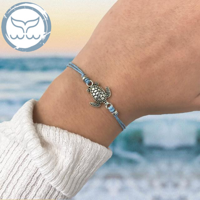 bracelet tortue de mer