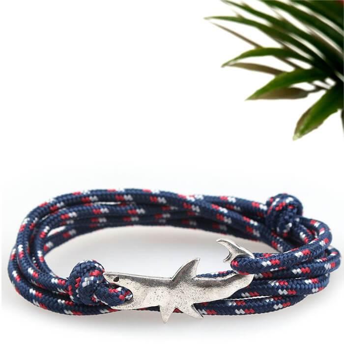 Bracelet #SaveSharks - Instinct-ocean