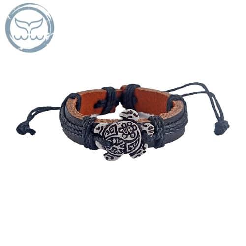 bracelet surf tortue maori